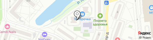 Элит на карте Котельников