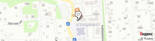 ЗайЧик на карте Пушкино