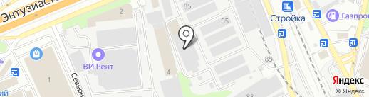 Джетта Строй на карте Реутова