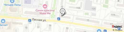 Pay.Travel на карте Дзержинского