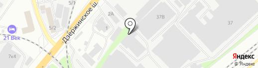 РусСталь на карте Котельников