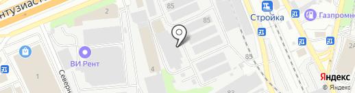 Авангард Стиль на карте Реутова