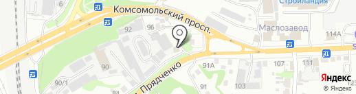 Магазин памятников на карте Старого Оскола