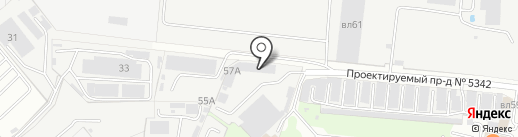 Лемарт авто на карте Реутова