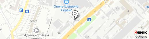 Ким на карте Котельников