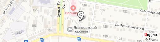 Дизайн-студия корпусной мебели на карте Ясиноватой