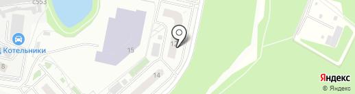 Стройсоюз на карте Котельников