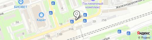 Выживай.рф на карте Реутова