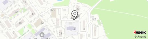 Скорая медицинская помощь на карте Котельников