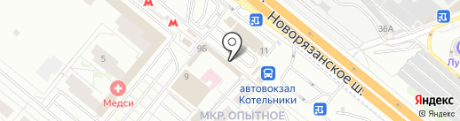 Cool Coffee на карте Котельников