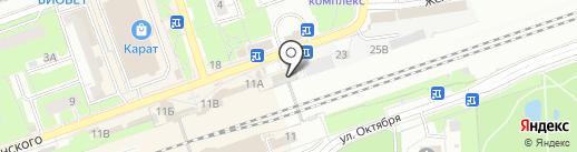 Салон связи на карте Реутова