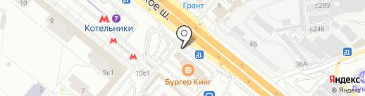 Бистро на карте Котельников