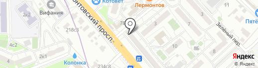 Платежный терминал, Сбербанк, ПАО на карте Люберец