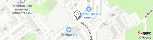 Ключ Здоровья на карте Котельников