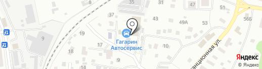 ЭЛИСЕРВИС на карте Королёва