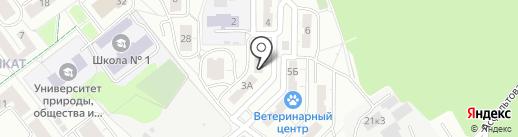 РИВЬЕРА-М на карте Котельников