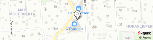 АВК-Камень на карте Пушкино
