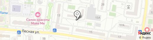 Вита на карте Дзержинского