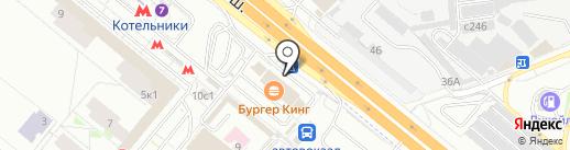 Арм-маркет на карте Котельников