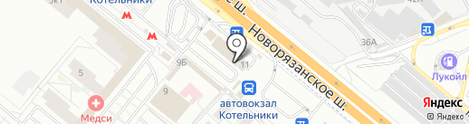 Bingo Boom на карте Котельников