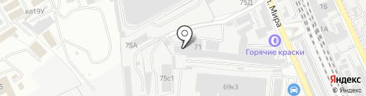 ЕвроТракРеут на карте Реутова