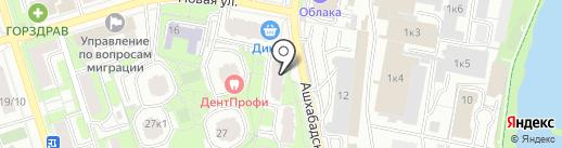 ИФНС на карте Реутова