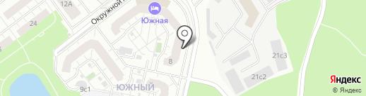 Дольче на карте Котельников