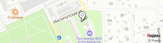 Гроссо на карте Пушкино