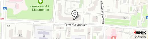РечеЦветик на карте Королёва