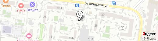 Отдел архитектуры и градостроительства на карте Дзержинского