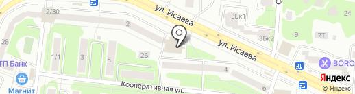 Потолок Альянс на карте Королёва