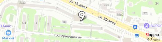 Ювелирная мастерская на карте Королёва