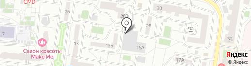 Авто Шик на карте Дзержинского