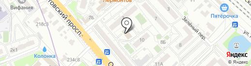 Arris на карте Люберец