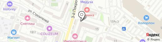 Димко на карте Котельников