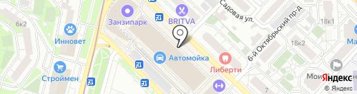 Авто Гид на карте Люберец