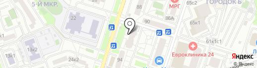 Мастерская по ремонту бытовой техники на карте Люберец