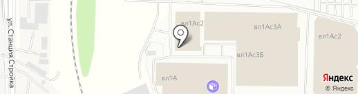 Деловые Линии на карте Балашихи