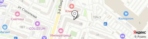 Агава на карте Котельников