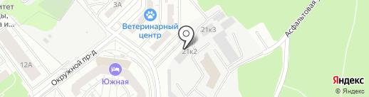 Авто-Лидер на карте Котельников