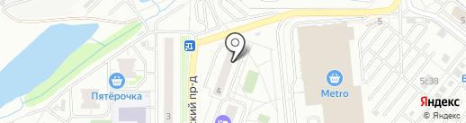 ЛКБ-авто на карте Котельников
