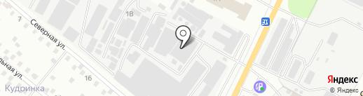 Компания по прокату электроинструмента на карте Пушкино