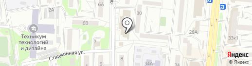 Korolev-IT на карте Королёва