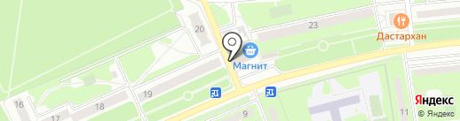 БЕГЕМОТиК на карте Пушкино