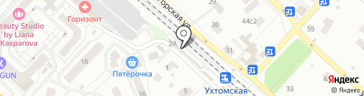 Раменский деликатес на карте Люберец