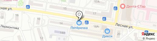 Абсолют-Мебель на карте Дзержинского
