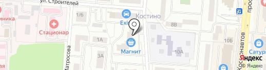 Мастер на карте Королёва