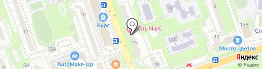 Мастерская по ремонту бытовой техники на Южной на карте Реутова