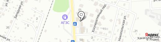 СИРИУС КОМПАНИ на карте Макеевки