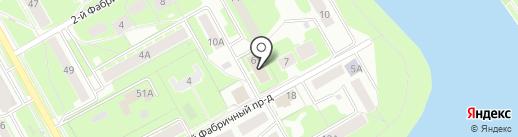 СГА на карте Пушкино